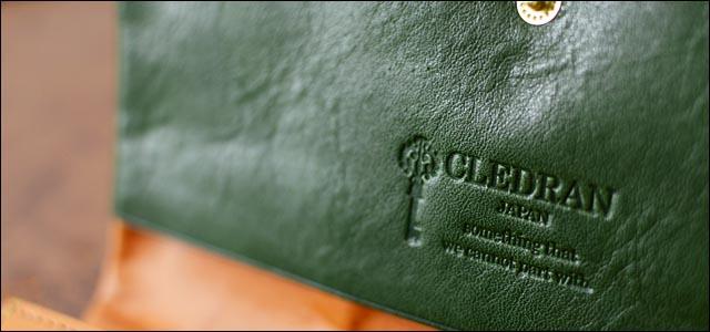 CLEDRAN [クレドラン] PORTE LONG WALLET [CL-1872] _f0051306_21204484.jpg