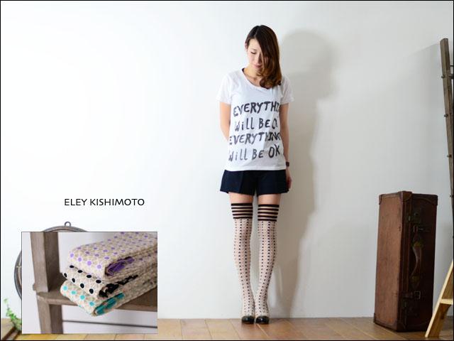 ELEY KISHIMOTO   DOTニーハイソックス _f0051306_21351456.jpg