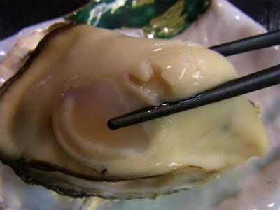 牡蠣の食べ納め_f0157910_15131888.jpg