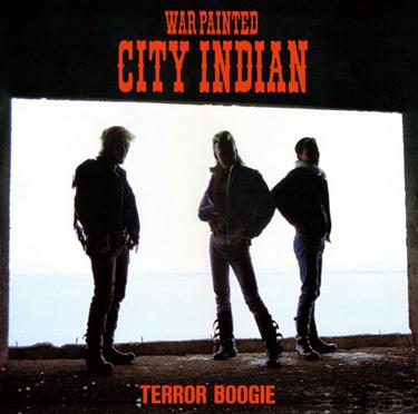"\""WAR PAINTED CITY INDIAN\""がドドドーーーーーーン!!_f0004730_14453518.jpg"