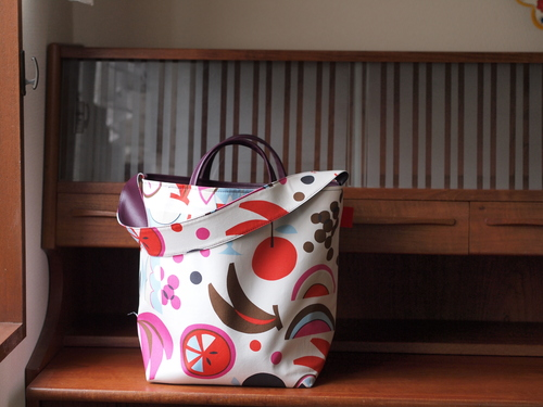 2wey reversible bag オプションで自分らしく。_e0243765_22335648.jpg