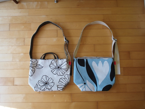 2wey reversible bag オプションで自分らしく。_e0243765_22503117.jpg