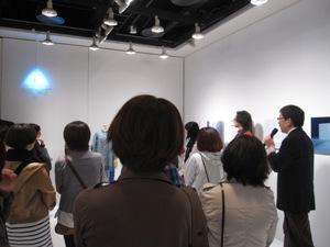『青森県立美術館展 コレクションと空間、そのまま持ってきます』ギャラリートーク/レポートその①_f0023676_12252868.jpg