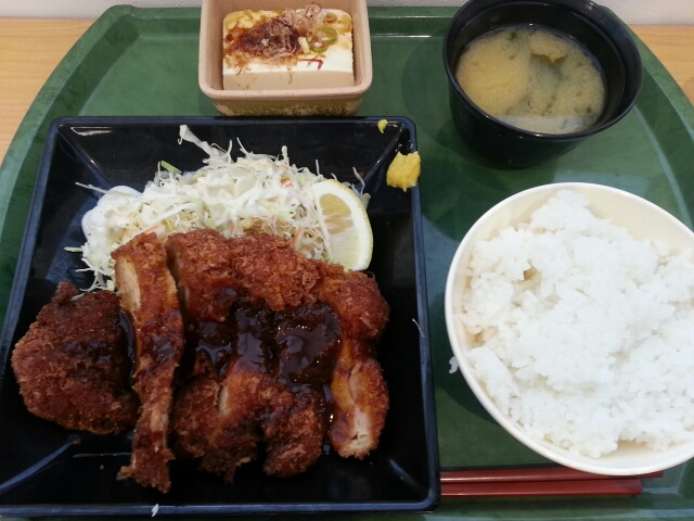 今日の昼食@会社Vol.307_b0042308_12303046.jpg