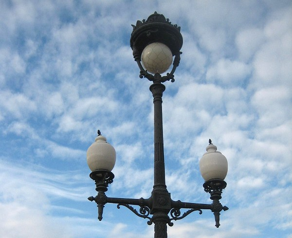 バルセロナの街頭_b0064411_5582026.jpg