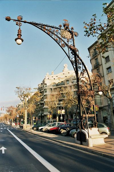 バルセロナの街頭_b0064411_55844.jpg