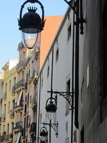 バルセロナの街頭_b0064411_5585614.jpg