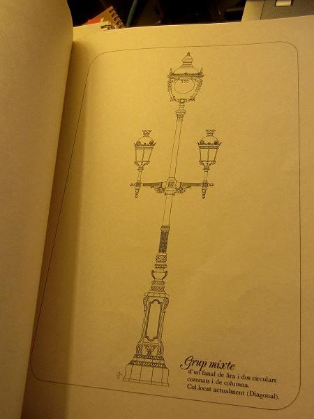 バルセロナの街頭_b0064411_615627.jpg