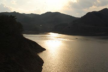 田瀬湖_b0259218_2173328.jpg