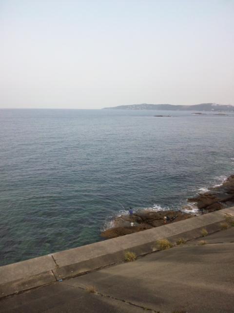 白浜は凪ぎやけどなぁ〜_a0093423_7313039.jpg