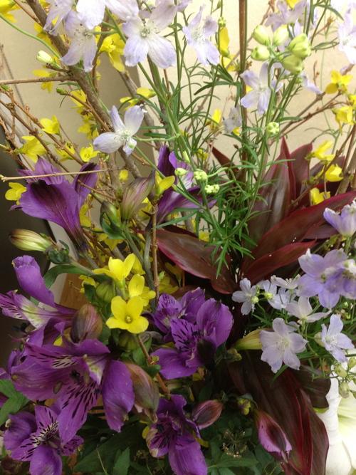 今週のお花とセール情報_a0200423_19534471.jpg