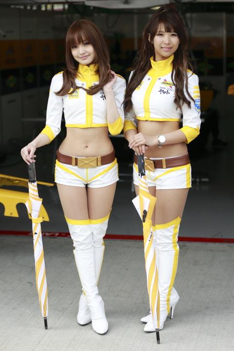 SUZUKA  2&4 RACE  2013 【ピットウォーク】_f0253927_1955229.jpg