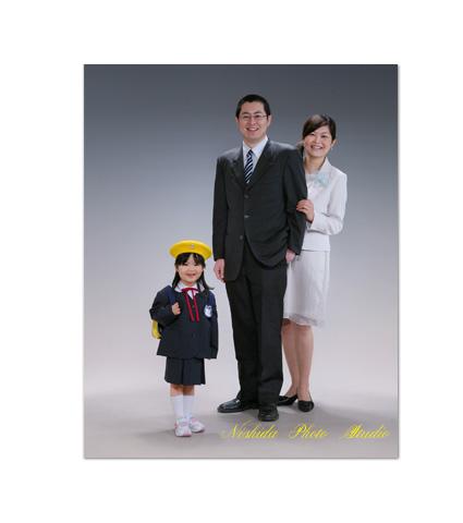 入園写真 ~幼稚園ご入園~_e0275450_1612317.jpg