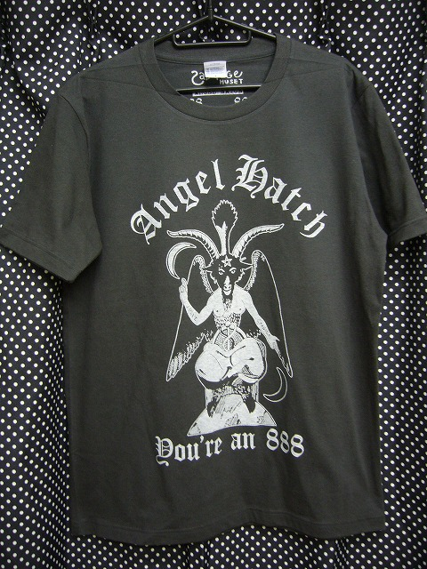 【予約開始】 Welcome to 888/Angel Hatch_b0160255_2130210.jpg