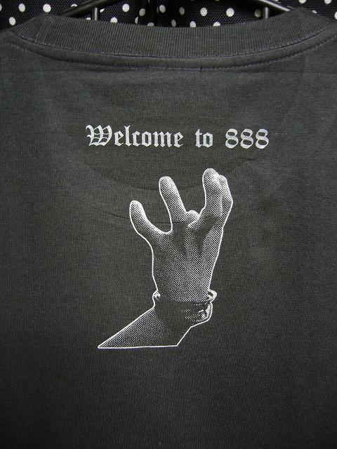 【予約開始】 Welcome to 888/Angel Hatch_b0160255_21305631.jpg