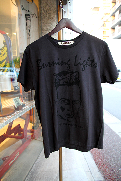 """A Day to Remember """"BURNING LIGHTS"""" T-SHIRTS_e0325662_19375817.jpg"""