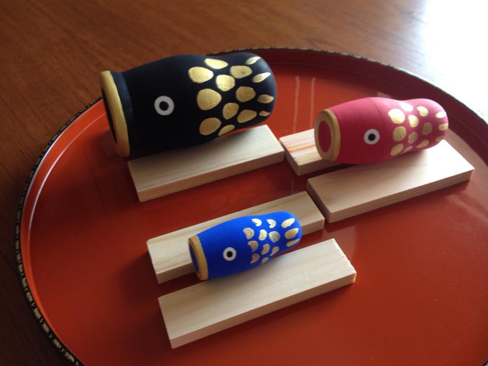 【4/10・18】curious craft café「キンタリョーシカ」&「鯉のぼリョーシカ」_a0121669_1454742.jpg