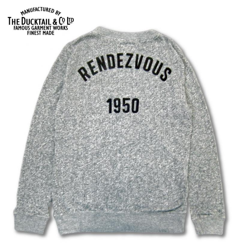 "DUCKTAIL CLOTHING "" RENDEZVOUS\"" 入荷 & 休日_c0187573_22342878.jpg"