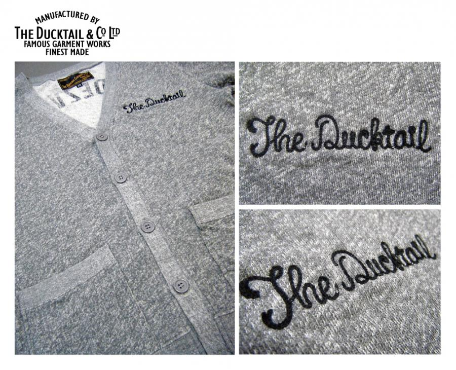 "DUCKTAIL CLOTHING "" RENDEZVOUS\"" 入荷 & 休日_c0187573_22343090.jpg"