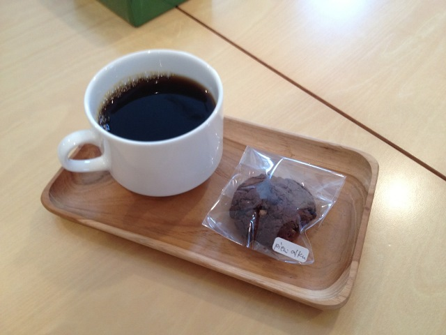 本日の oneday cafe。_a0164280_1950563.jpg