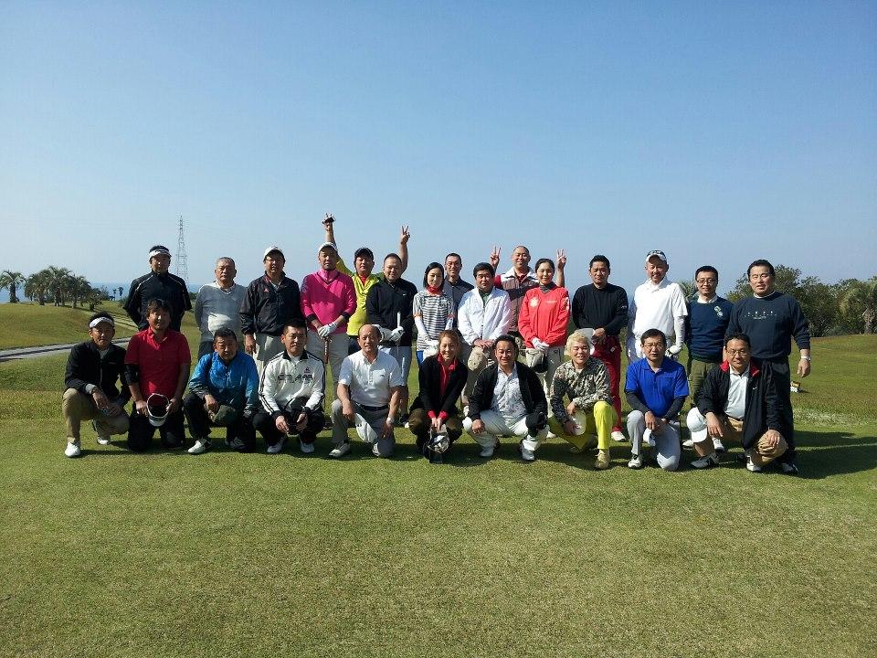 新極真会名物「史上最強のゴルフ合宿」_c0186691_329364.jpg