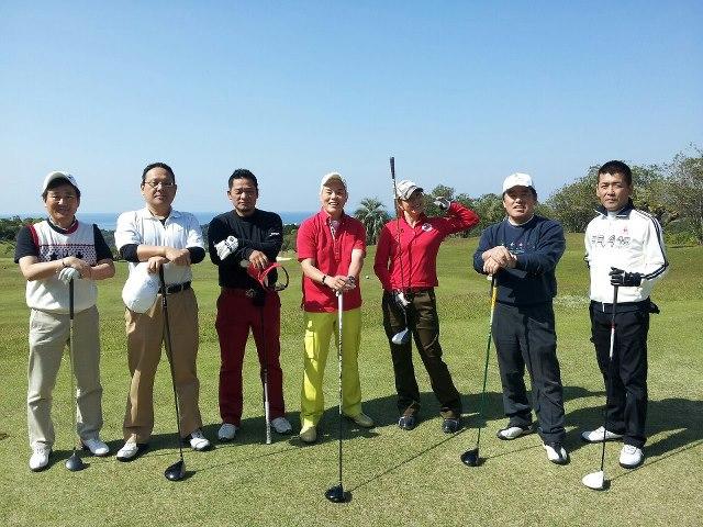 新極真会名物「史上最強のゴルフ合宿」_c0186691_3303221.jpg