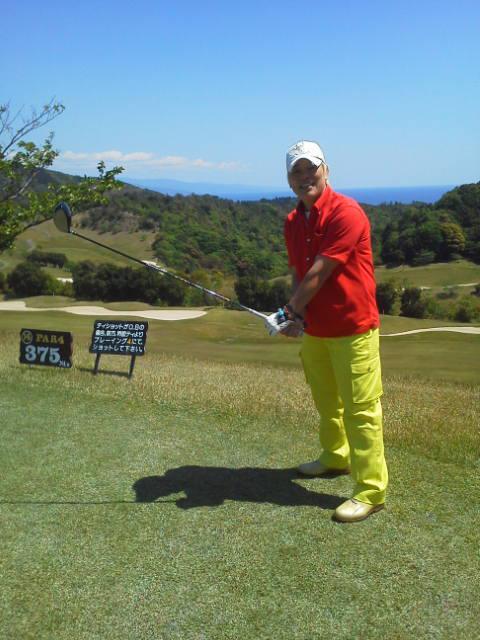 新極真会名物「史上最強のゴルフ合宿」_c0186691_3315222.jpg