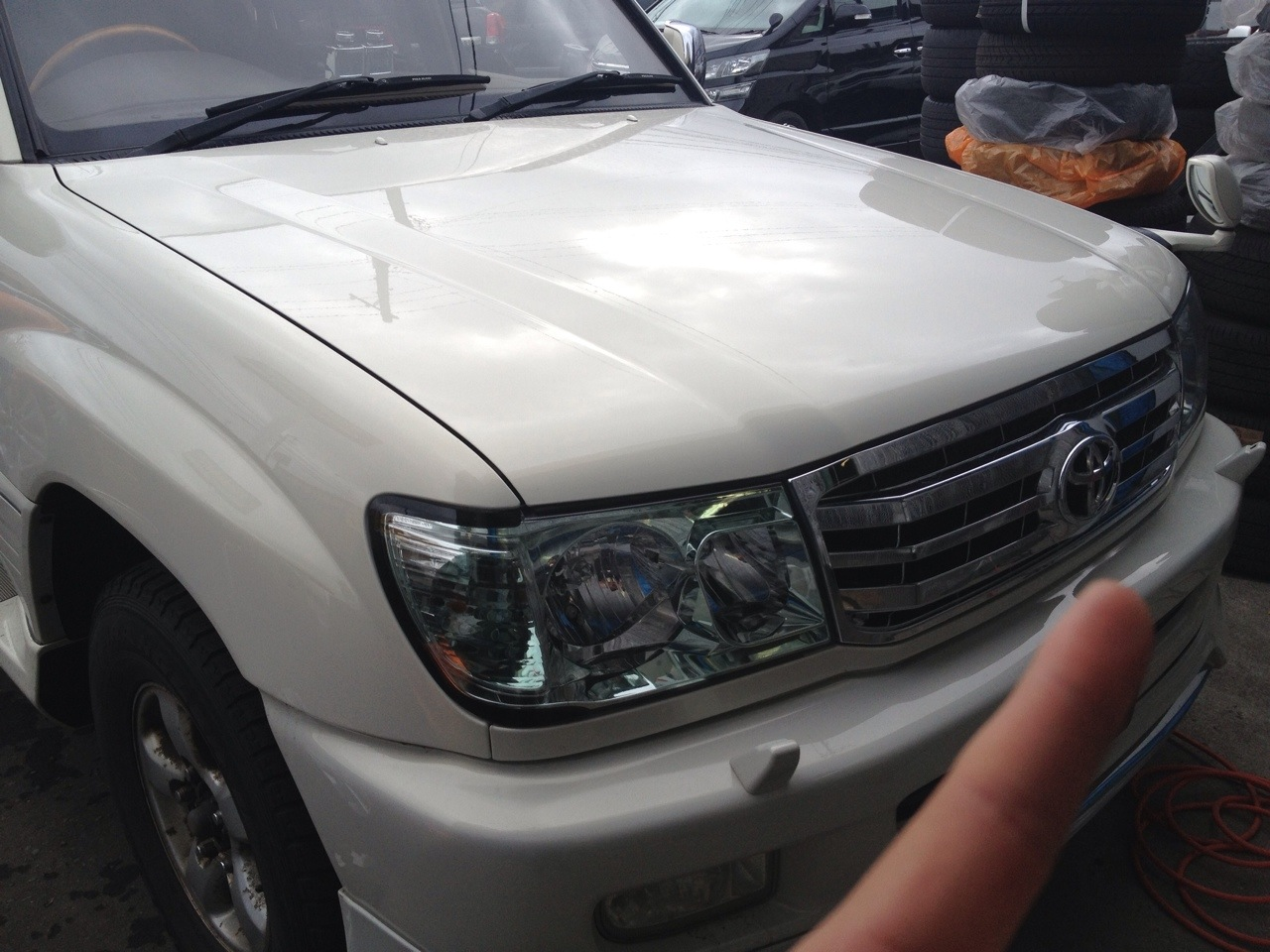 ランクル、ハマー、アルファード、エスカレード♪車買うならTOMMYモータース♪_b0127002_18283755.jpg