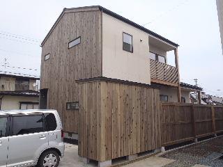 アトリエのある家 外構工事が進行中。_f0105112_7313582.jpg