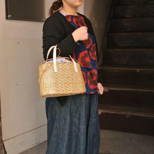 4月27日 兵庫県の伝統工芸品「やなぎこうり」 カゴBAG_e0295731_20412560.jpg