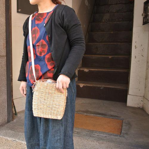 4月27日 兵庫県の伝統工芸品「やなぎこうり」 カゴBAG_e0295731_20465853.jpg