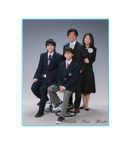 入学写真 ~中学校ご入学~_e0275450_14325332.jpg