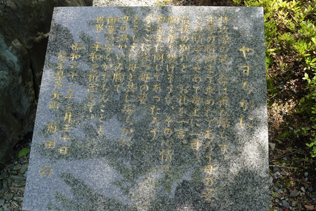 知覧特攻の歴史に祈り、開聞の南に消えた勇士に敬意、尖閣諸島問題を懸念、若者は日本の宝とすべし_d0181492_0193789.jpg