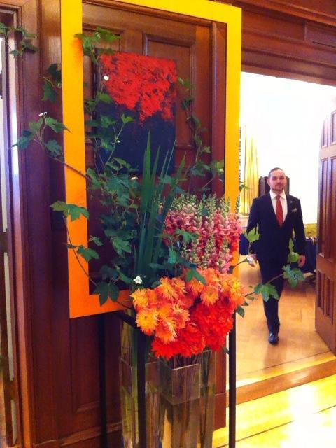 祝!グッドエイジングエールズ3周年in オランダ大使館_f0083294_23174215.jpg