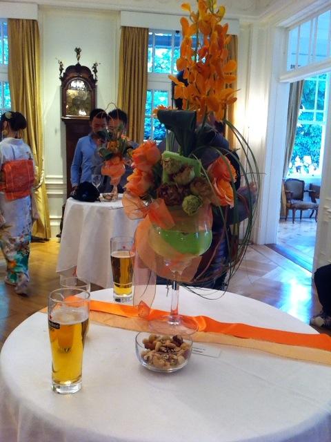 祝!グッドエイジングエールズ3周年in オランダ大使館_f0083294_23313378.jpg