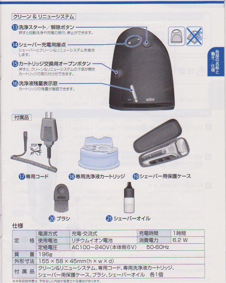 4月29日 電気カミソリ購入  1回目_d0249595_18385964.jpg