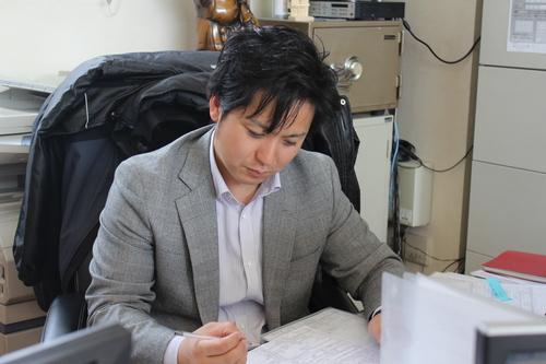 主任 熊谷 泰宏(クマガイ ヤスヒロ)_b0127002_21152175.jpg
