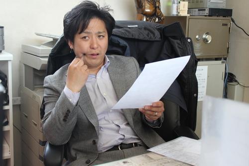 主任 熊谷 泰宏(クマガイ ヤスヒロ)_b0127002_21154893.jpg