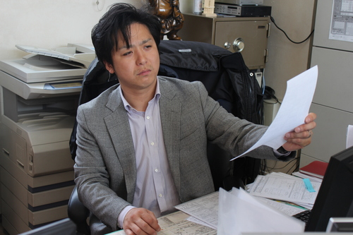 主任 熊谷 泰宏(クマガイ ヤスヒロ)_b0127002_21165149.jpg