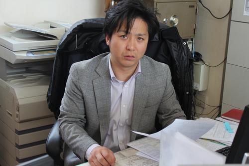 主任 熊谷 泰宏(クマガイ ヤスヒロ)_b0127002_2116978.jpg