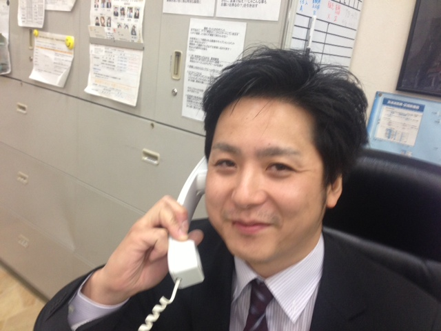 主任 熊谷 泰宏(クマガイ ヤスヒロ)_b0127002_21174253.jpg