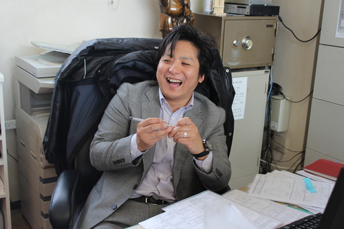 主任 熊谷 泰宏(クマガイ ヤスヒロ)_b0127002_21184445.jpg