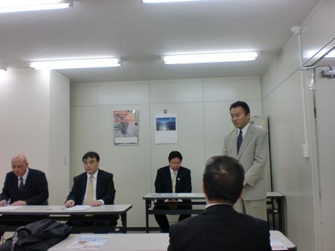 4月24日(水) 様々な相談を受け区政に反映_e0093518_14592152.jpg