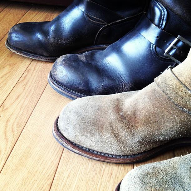 靴の修理_a0122528_21573489.jpg