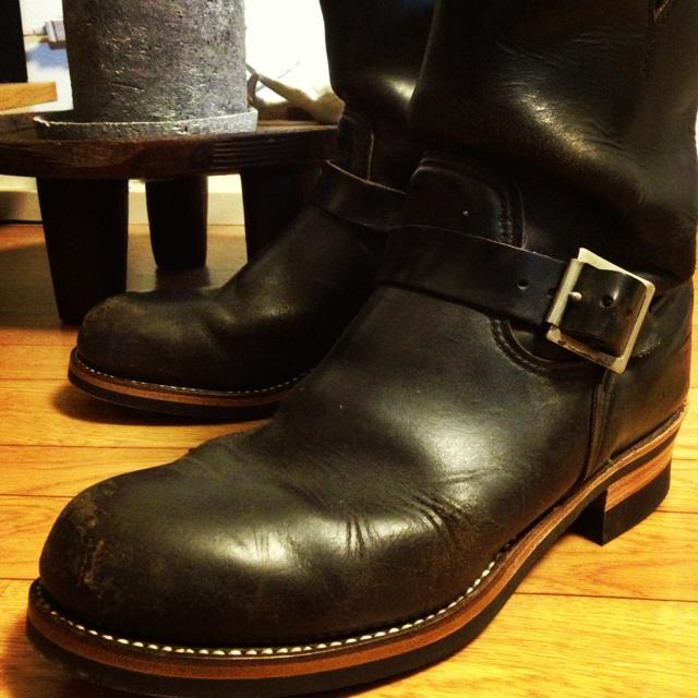 靴の修理_a0122528_21583332.jpg