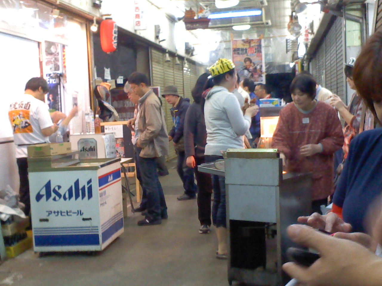 怪獣市場前夜祭終わる!_a0196732_022533.jpg