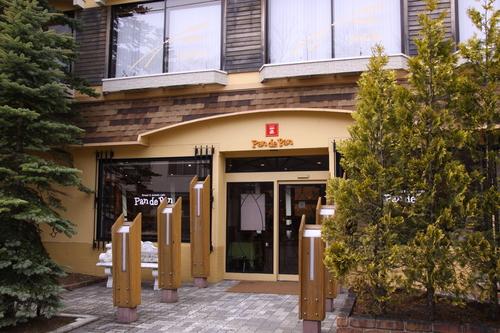 阿寒湖Cafeでお食事デザート  4月28日_f0113639_14342953.jpg