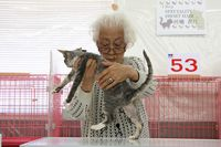AJC CAT SHOW thank you~#2_f0168339_1639119.jpg