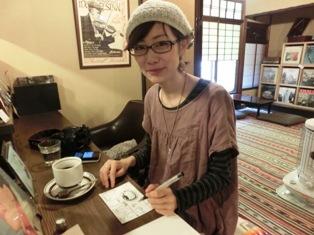 手紙を描く人_e0230141_14162160.jpg