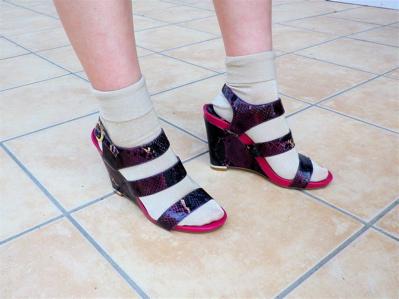 Enjoy Your Step!=Summer Shoes×Sale Shoes= _e0148852_20414661.jpg